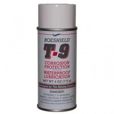 Boeshield T-9 is een waterbestendig smeermiddel (113g)