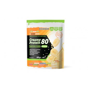 Named Protein. Creamy Protein 80 500 Gram