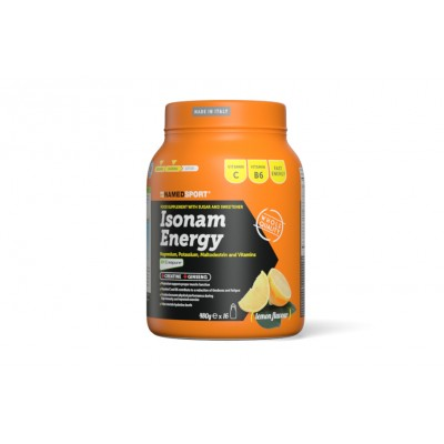 Named ISONAM ENERGY 480G LEMON