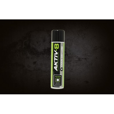 Aktiv-8 Bike Dry Lube kettingvet