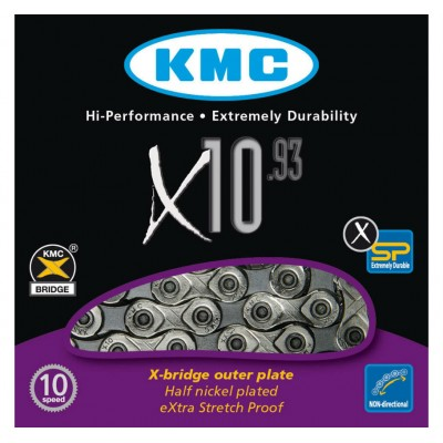 Ketting KMC X10.93 10 speed